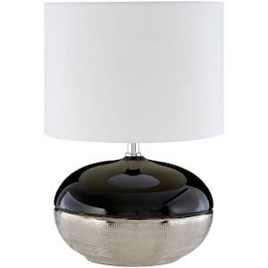Fifty Five South Honey Table Lamp - White
