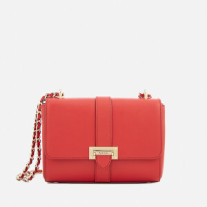 Aspinal of London Women's Lottie Bag - Scarlet