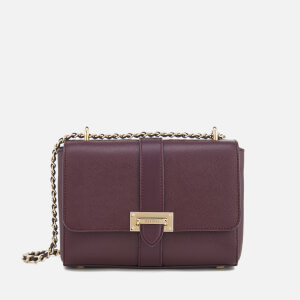 Aspinal of London Women's Lottie Bag - Grape