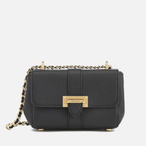 Aspinal of London Women's Lottie Micro Cross Body Bag - Black