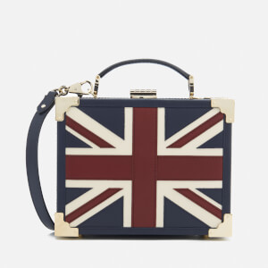 Aspinal of London Women's Mini Trunk Clutch Bag - Brit