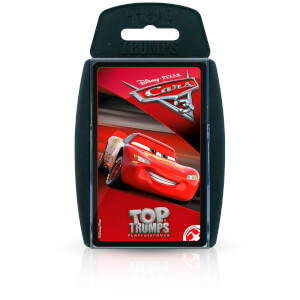 Top Trumps - Cars 3