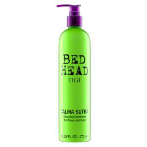 TIGI Bed Head Foxy Curls Calma Sutra Cleansing Conditioner for Waves and Curls -hoitoaine 375ml