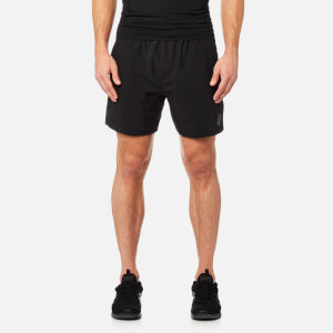 Asics Men's Woven 7 Inch Shorts - Performance Black