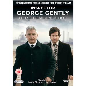 George Gently - Series 1-8 Boxed Set