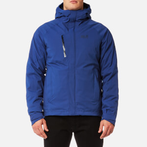 Jack Wolfskin Men's Troposphere Hooded Jacket - Royal Blue