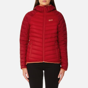 Jack Wolfskin Women's Zenon Storm Jacket - True Red