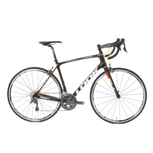 Look 765 HM Full Ultegra 6800 Ksyrium 2017 Road Bike - Pro Team - Black/White/Red