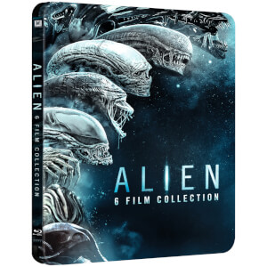 Alien 1-6 - Zavvi Exclusive Limited Edition Steelbook