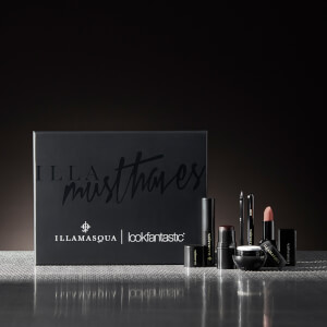 lookfantastic x Illamasqua Limited Edition Beauty Box (Worth Over £80)