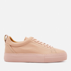 Buscemi Women's Tennis Alce Trainers - Dusty Pink