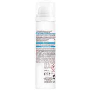 Ambre Solaire Sensitive Hydrating Hypoallergenic Face Sun Cream Mist SPF50 75ml: Image 3