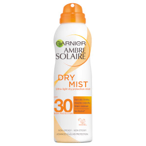 Ambre Solaire Dry Mist Fast Absorbing Sun Cream Spray SPF30 200ml