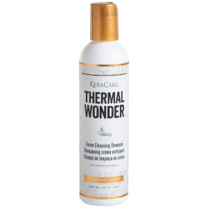 Champú limpiador en crema Thermal Wonder de KeraCare 240 ml