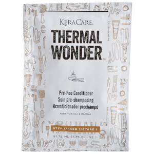Condicionador Pre-Poo Thermal Wonder da KeraCare 52 ml