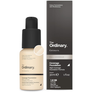 The Ordinary Coverage Foundation by The Ordinary Colours 30ml (Various Shades)