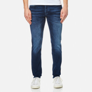 BOSS Orange Men's Orange 90 Denim Jeans - Blue