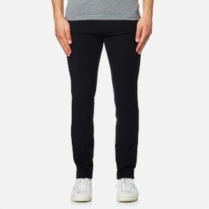BOSS Orange Men's Slim 4 Trousers - Blue