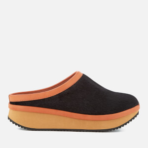 See By Chloé Women's Flatform Mules - Nero