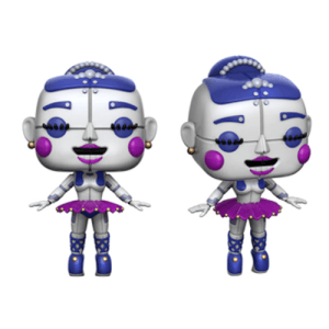 Figura Funko Pop! Ballora - Five Nights at Freddy's: Sister Location