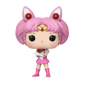 Figura Pop! Vinyl Chibi Moon - Sailor Moon