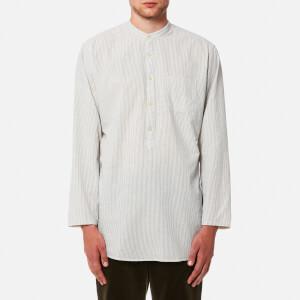 Oliver Spencer Men's Panarea Shirt - Farner Cream