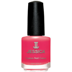 Jessica Nails Custom Colour Nail Varnish 14.8ml - Magenta