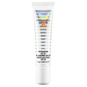 Tratamiento Hidratante MAC Lightful C Tinted Cream SPF 30 with Radiance Booster (Varios Tonos)