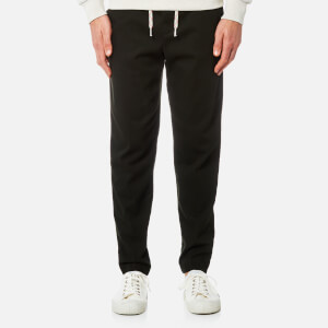 Maison Kitsuné Men's Overdyed City Jogging Pants - Dark Green