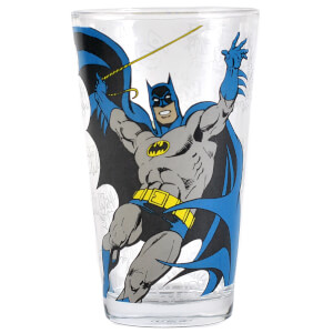 DC Comics Batman Large Glass in Gift Box