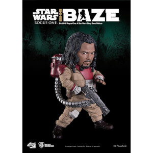 Beast Kingdom Star Wars: Rogue One Egg Attack Baze Malbus 15cm Action Figure