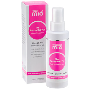 Mama Mio Supersize Tummy Rub Oil 240ml: Image 2