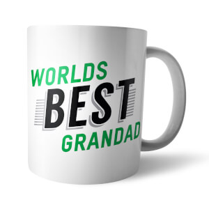 Tasse World's Best Grandad