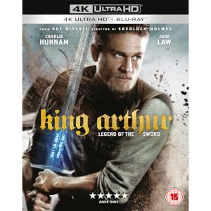 King Arthur: Legend of the Sword - 4K Ultra HD (Includes Digital Download)