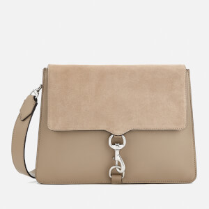 Rebecca Minkoff Women's Large M.A.B. Shoulder Bag - Sandstone