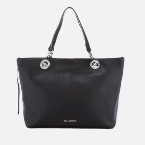 Karl Lagerfeld Women's K/Kool Hobo Bag - Black