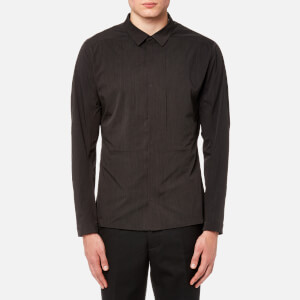 Arc'teryx Veilance Men's Operand Long Sleeve Shirt - Black