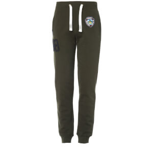 Tokyo Laundry Men's Timberwolf Brush Back Sweatpants - Khaki