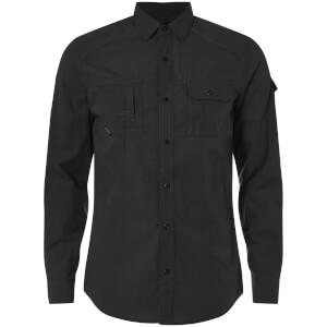 Dissident Men's Desoto Long Sleeve Shirt - Black