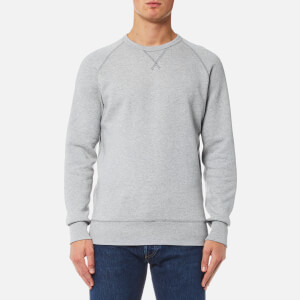 Levi's Men's Original Crew 3 Sweatshirt - Medium Grey Heather