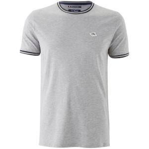 T-Shirt Homme Holton Le Shark - Gris Chiné