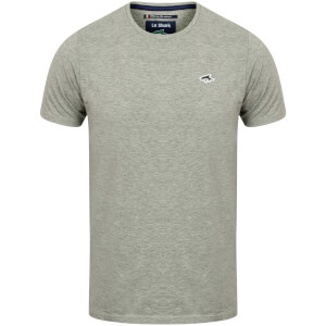 Le Shark Men's Darsham T-Shirt - Grey Marl