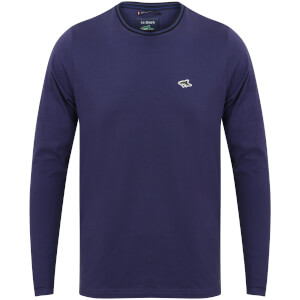 Le Shark Men's Highshore Long Sleeve Top - Deep Cobalt