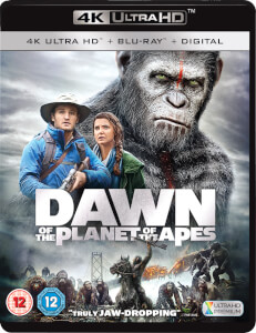 Dawn Of Planet Of The Apes (2014) - 4K Ultra HD