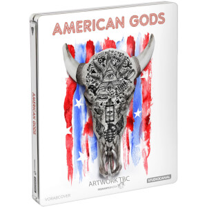 American Gods - Limited Edition Steelbook