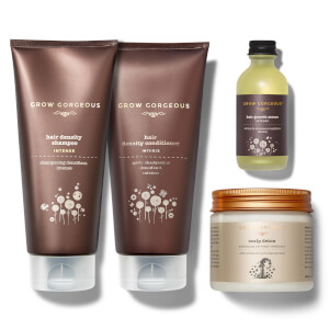 Grow Gorgeous The Intense Hair Detox (Worth £110.00)