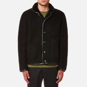 YMC Men's Brainticket Jacket - Black