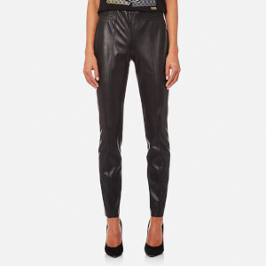 BOSS Orange Women's Sellie Trousers - Black