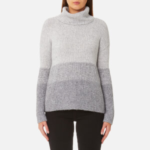 BOSS Orange Women's Ilke Jumper - Grey