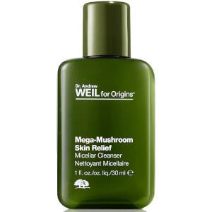 Origins Dr.Weil Mega-Mushroom Micellar Cleanser 30ml (Free Gift)